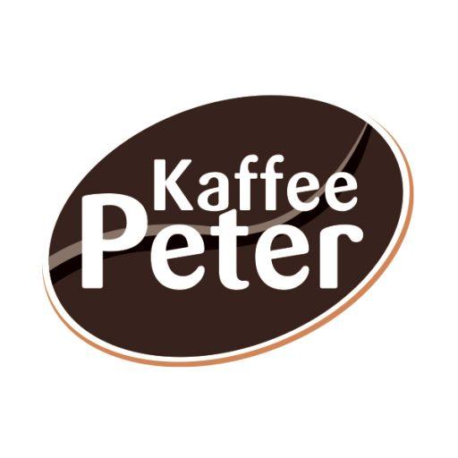 Kaffee-Peter Logo