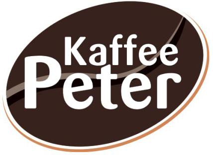 Kaffee Peter Logo
